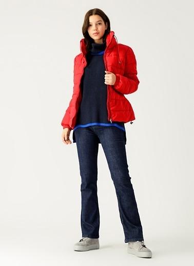 Fashion Friends Mont Kırmızı